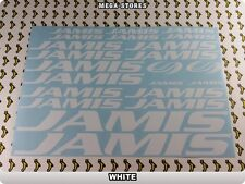 JAMIS Stickers Decals Bicycles Bikes Cycles Frames Forks Mountain MTB BMX 59GB
