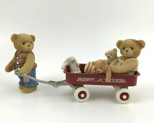 Enesco Cherished Teddies Wherever Life Takes You I Won't Be Far Behind 2000