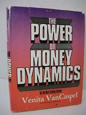 POWER OF MONEY DYNAMICS Financial Planning SIGNED AUTHOR VANCASPEL INVESTING DJ