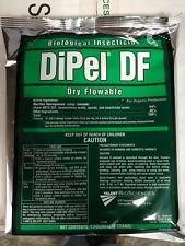 DiPel Df Biological Insecticide - Omri Listed and Nop compliant (1-Pound)