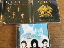 Queen - Greatest HIts I II III [3 CD Alben]  Remastered Freddie Mercury