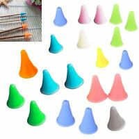 10Pcs Rubber Large Size Point Protectors/Stoppers for Knitting Needles
