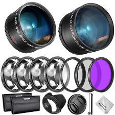 Neewer Kit Lente Filtro Accesorio para Nikon AF-P DX 18-55mm y Lente Sony