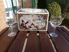More details for 6 x hendrick's large crossley balloon glasses (brand new - fully boxed).