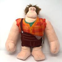Disney Store Ralph Breaks the Internet Wreck It Ralph Plush Stuffed Doll NEW