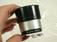 Leica Leitz M Sonnenblende Lens Shade Hood Aufsteck Push-on 36 A36 793/9