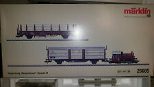 Marklin 26605 set Kof DB + 2 carri