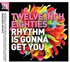 Rhythm Is Gonna Get You by Twelve Inch Eighties [Audio CD] New