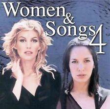 Women & Songs 4 2000 by Women & Songs . Disc Only/No Case