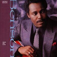 Twice the Love by George (Guitar) Benson, George Benson (Guitar) (CD, Sep-1988,…
