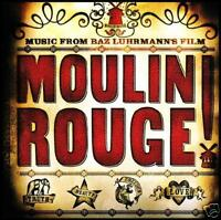 MOULIN ROUGE - SOUNDTRACK CD ~ BAZ LUHRMANN~P!NK~DAVID BOWIE~BECK~LIL KIM *NEW*