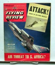 Sept 1961 ROYAL AIR FORCE FLYING REVIEW Magazine