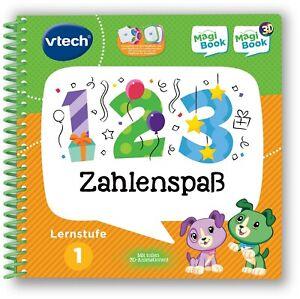 564679-C Vtech® Buch »MagiBook Lernstufe 1 - Zahlenspaß« *NEU*