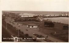 Britannia Pier North Parade Great Yarmouth RP pc used 1952