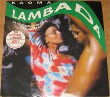 "Kaoma, Lambada, VG+/VG++ 7"" Single 0835"
