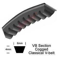 Optibelt VB-6x400-Li Cogged Classical 6mm Wide 4mm Deep V-Belt