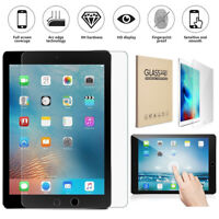 For Apple iPad Screen Protector mini/Air/Pro 9.7 10.2 10.5 2019 Tempered Glass#