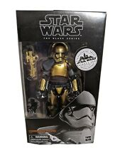 """Star Wars The Black Series 6"""" Commander Pyre Action Figure Target Exclusive NEW"""