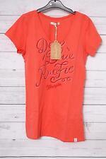 Wrangler Damen T-Shirt,  Gr. S, Rot