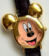 Mickey Mouse Watch Look Like New With Box