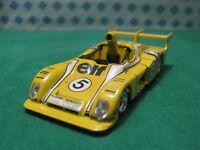 Vintage   -  ALPINE-RENAULT  2L V6 Turbo      - 1/43 Solido n°57