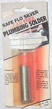 Oatey Safe Flo 53061 Silver Plumbing Solder 084 Diameter 1oz