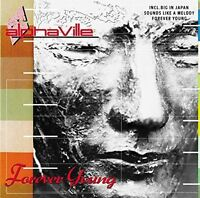 Alphaville Forever young (1984) [CD]