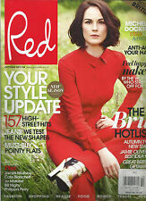 RED MAGAZINE BEST OF BRITISH, OCTOBER, 2014 (YOUR STYLE UPDATE* THE BRIT HOTLIST