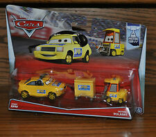 2014 Disney Pixar Cars Die Cast Piston Cup 2 pk Chief RPM & Petrol Pulaski NEW