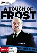 Touch of Frost, A : Series 9-10 - DVD Region 4 Free Shipping!
