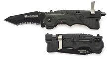 Rettungsmesser Polizei Smith & Wesson 3rd Gen. 911