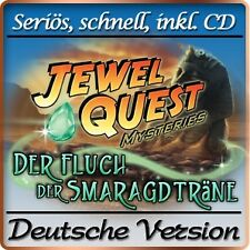 Jewel Quest Mysteries - Curse of the Emerald Tear Deluxe - PC-Spiel