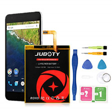 [Upgraded] Nexus 6P Battery Replacement, JUBOTY 3450mAh Li-Polymer Battery for