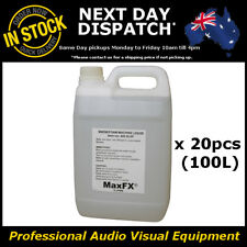 100L Snow or Foam Machine Fluid Juice Liquid, High Grade 5 Litre 5L Party Disco