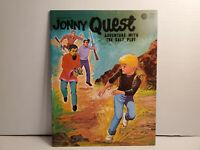 Jonny Quest Adventure with the Salt Plot Hanna-Barbera DuraBook 1973