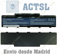 BATTERY for PACKARD BELL EasyNote TJ65 10,8V 4400mAh 6 celdas