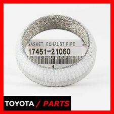 Exhaust Pipe Flange Gasket-Replacement Exhaust Gasket fits 01-09 Prius 1.5L-L4