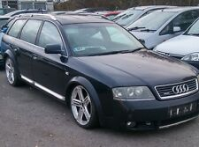 AUDI A6 ALLROAD 2.5 Tdi QUATTRO :180bhp: BLUE: 2003: NOW BREAKING FOR ALL PARTS