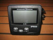 Standard Horizon SL150 Digital Speed Log Instrument in Excellent Condition