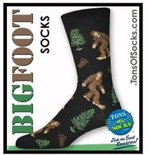 Men's BigFoot Socks (Black)