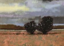 """Approaching Storm"" by Norman Wyatt Jr. 18x24"" Paper Reprint"