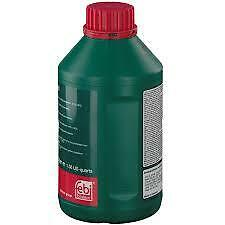 Audi CHF11S Hydraulic Oil 1 Litre Green Power Steering , Suspension Fluid