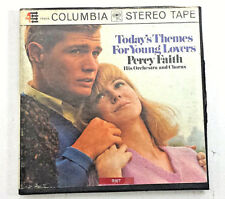 Percy Faith Today's Themes for Young Lovers Columbia 4Track Reel CQ 947