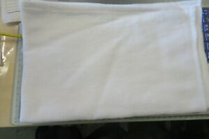 9 Large Blank Tea Towels for sublimation printing 60 x 40cms FREE POSTAGE