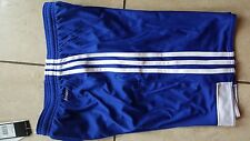 Adidas Sporthose Fußball neu Größe 152  blau / weiß