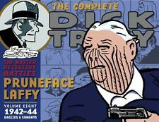THE COMPLETE DICK TRACY : VOLUME 8 1942-44 : HARDCOVER : BRAND NEW : VERY RARE!