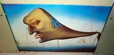 SALVADOR DALI Large Art Vintage Poster