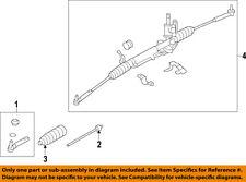SUBARU OEM 13-15 BRZ Steering Gear-Outer Tie Rod End 34161CA010
