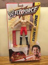 WWE Mattel Evan Bourne Flex Force Flexforce Wrestling Figure New 2011