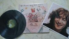 JOHN LENNON Walls and Bridges *ORIGINAL GIMMICK NEW ZEALAND VINYL LP + BOOKLET*